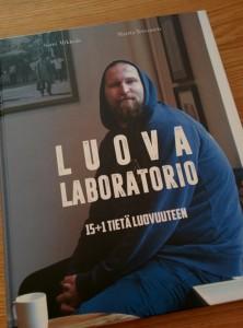 Luova Laboratorio, tai: räjäytetään maailma luovuuteen!