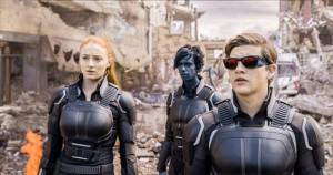 Nörttitytöt arvostelee: X-Men: Apocalypse