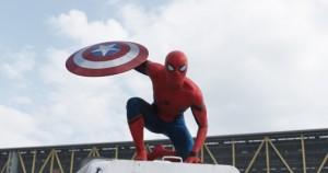 Yllätysvierailija Spider Man © Disney