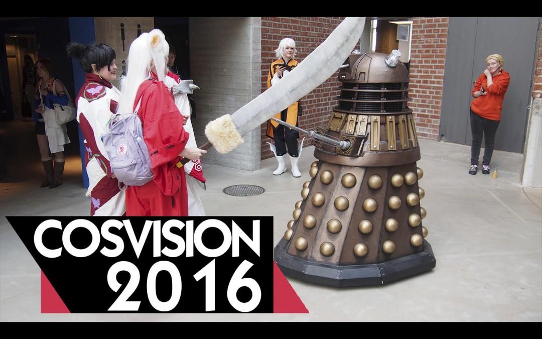 Cosvision 2016 – Cosplaytä koko rahan edestä