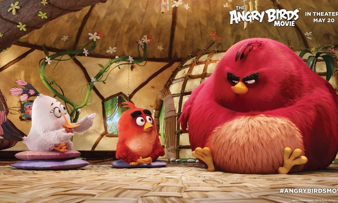 Vihaiset linnut valkokankaalla