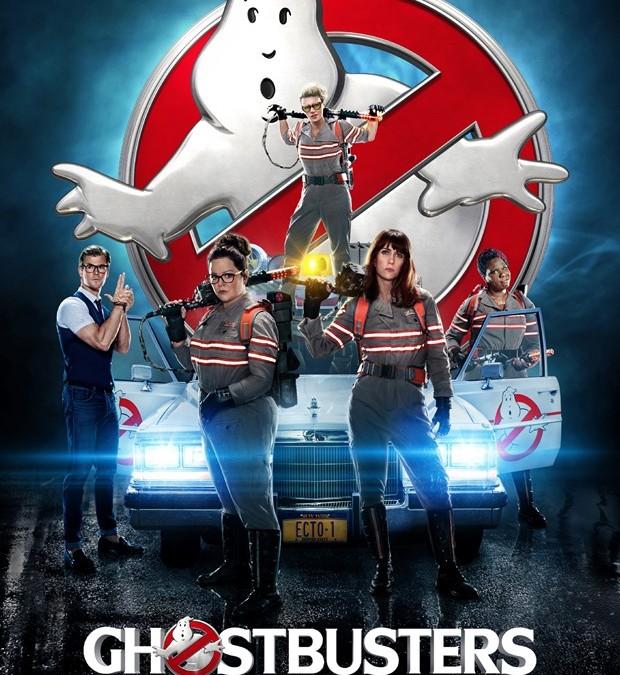 Arvostelu: Ghostbusters (2016)