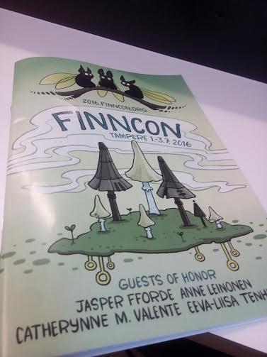Finncon 2016 Tampereella
