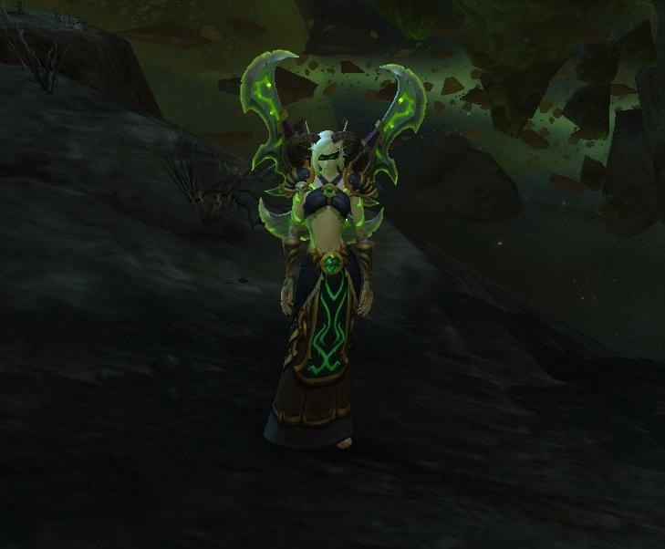 Ensipuraisu: World of Warcraft: Legion