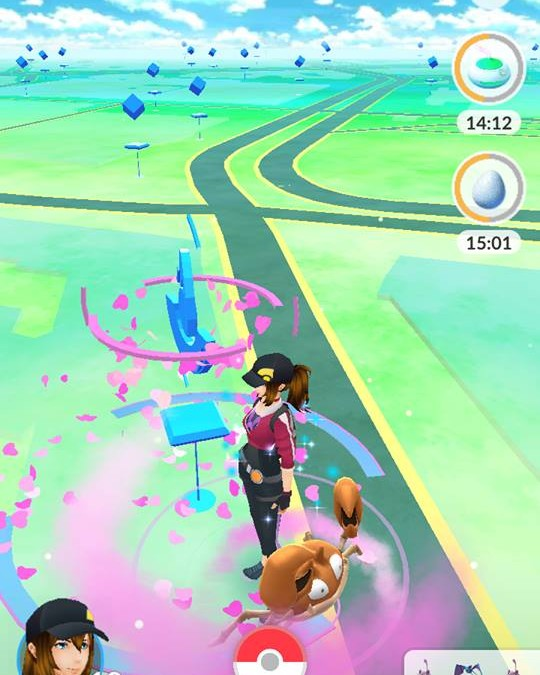 Arvostelu: Pokemon GO