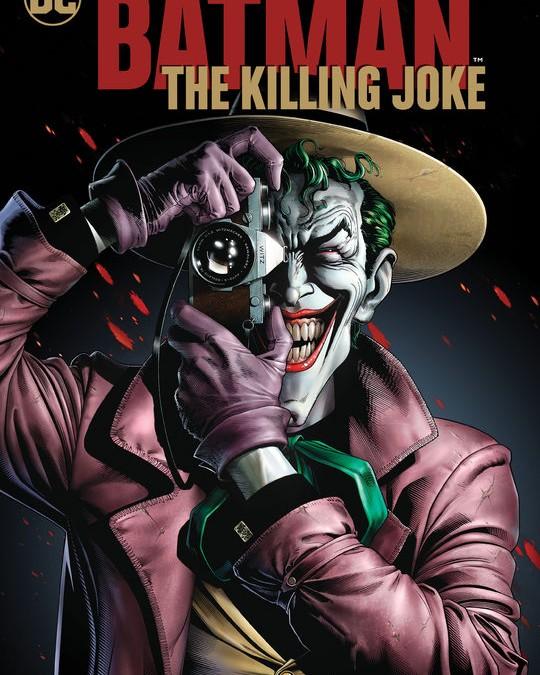 Vain yksi huono päivä – The Killing Joke -animaatio
