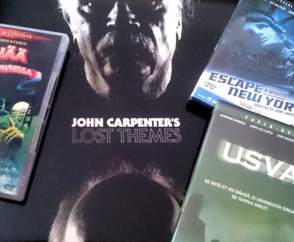 Elokuvamusiikkia livenä: John Carpenter