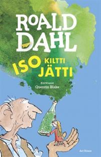 Kirja-arvostelu: Roald Dahl – Iso kiltti jätti