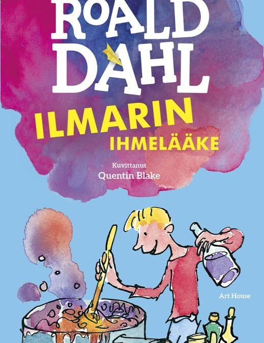 Kirja-arvostelu: Roald Dahl – Ilmarin ihmelääke