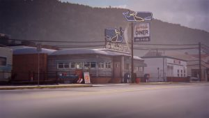 Paikallinen valasravintola