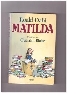 Kuinka moni Nörttityttö samastuu Matildaan?
