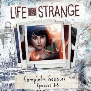 Life is Strange boxart