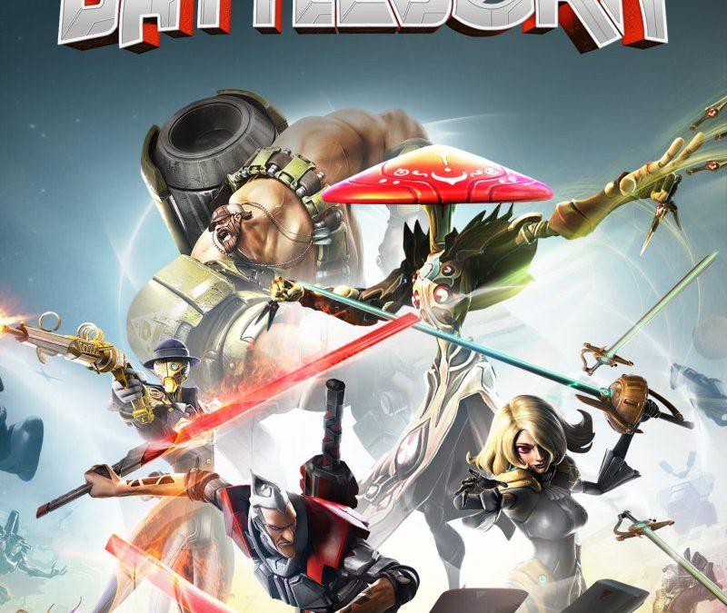 Arvostelu: Battleborn