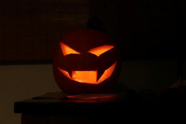 Nörttityttöjen Halloween