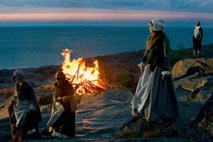 Tulen Morsiamessa ollaan Ahvenanmaalla vuonna 1666. Kuva: Periferia Productions