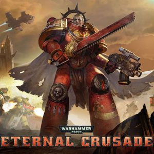 Warhammer 40K Eternal Crusade box art