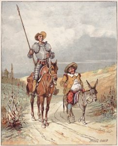 Don_Quixote_and_Sancho_Panza_by_Jules_David (460x569)