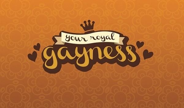 Tasa-arvoista pelisuunnittelua: Your Royal Gayness