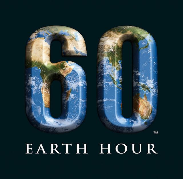 Earth Hour -logo. Kuva: Louise Docker / Flickr, Creative Commons