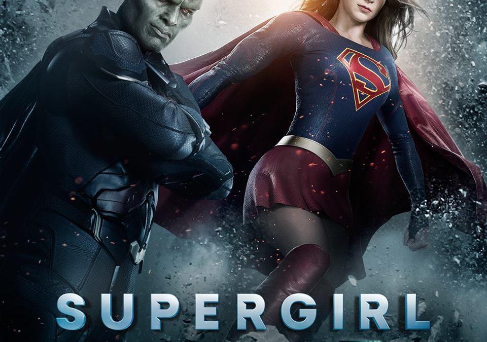 Supergirl – Clark Kentin jalanjäljissä