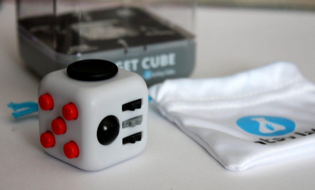 Fidget Cube – Näpräilykuution arvostelu