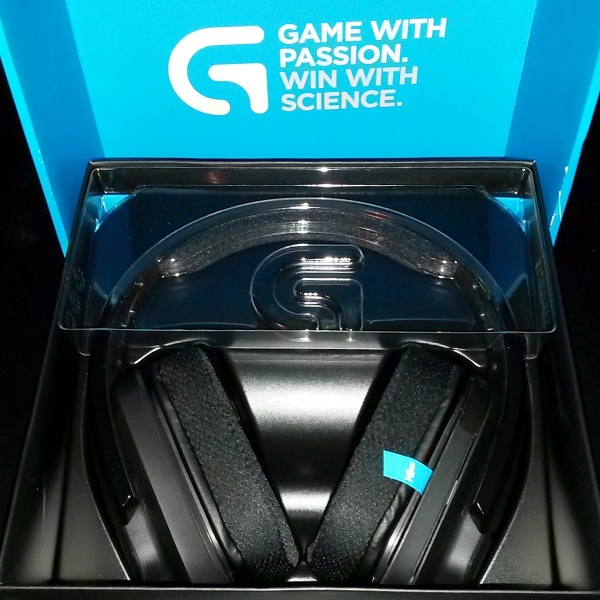 Arvostelu: Logitech G633 Artemis Series headset