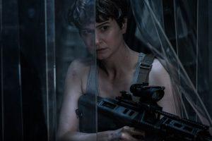 Katherine Waterstonin esittämä Daniels. Kuva: 20th Century Fox, Mark Rogers