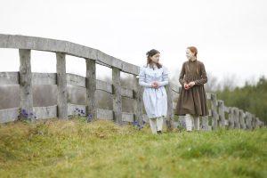 Anna ja Diana, parhaat ystävykset © Northwood Productions, Ken Woroner, CBC