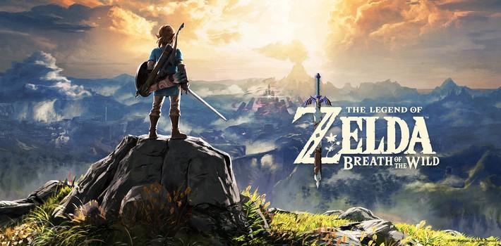 Arvostelu: The Legend of Zelda: Breath of the Wild
