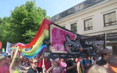 Kesäkuu = Pride-kuu!