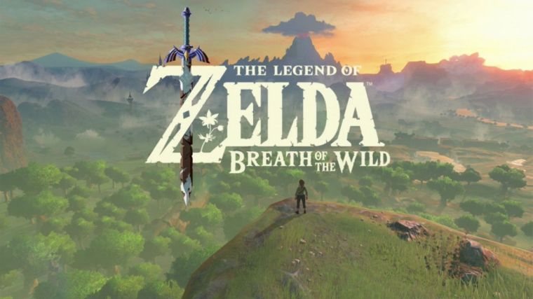 The legend of zelda breath of the wild arvostelu