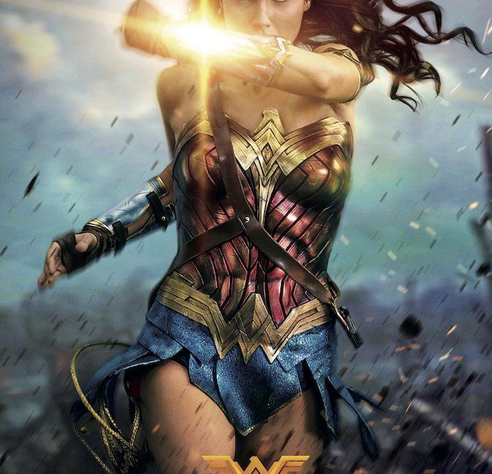 Sankari, jonka tarvitsemme – Nörttityttöjen syynissä Wonder Woman