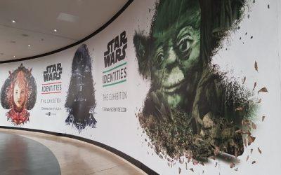 Star Wars Identities -näyttely Lontoossa