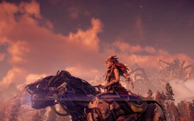 Horizon Zero Dawn – henkeäsalpaavan kaunis seikkailu