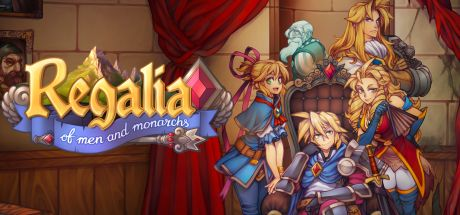 Arvostelu: Regalia: Of Men and Monarchs