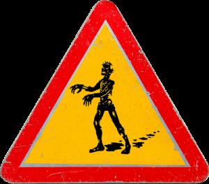 Ihana, kamala Zombie Walk