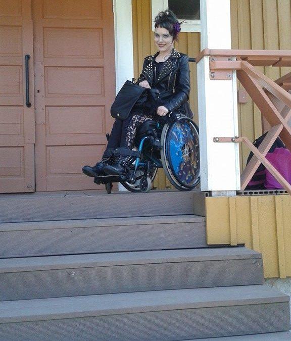 Pyörätuolit larpeissa – uhka vai mahdollisuus?
