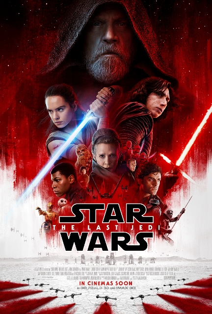 Nörttitytöt arvostelee: Star Wars – The Last Jedi