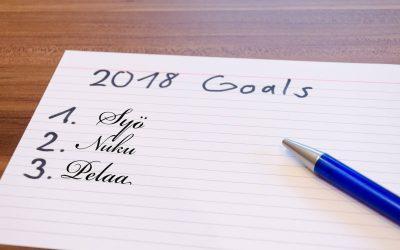 Uusi vuosi – uudet ja vanhat kujeet