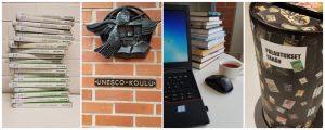 Nörttityttö töissä – Millaista on koulukirjastoharjoittelussa?