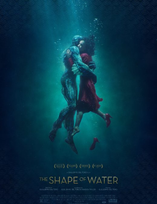 Arvostelu: The Shape of Water