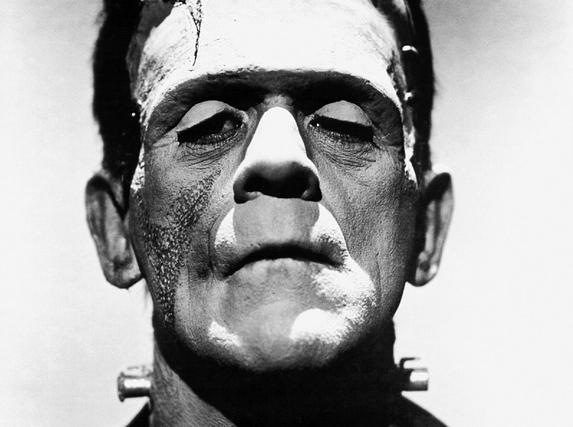 200-vuotias Frankenstein