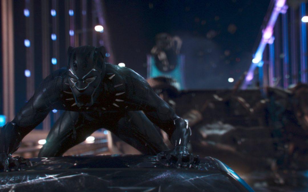 Arvostelussa Black Panther