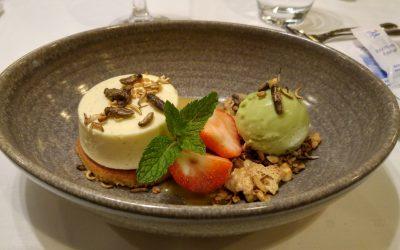 Ötököitä lautasella eli miten hyönteiset istuvat suomalaiseen ruokapöytään