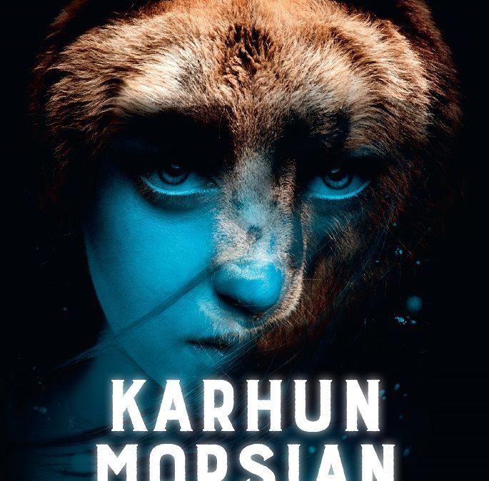 Arvostelussa Katja Törmäsen Karhun morsian