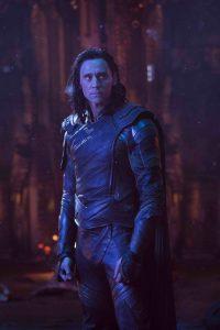 I'm up all night to get Loki...