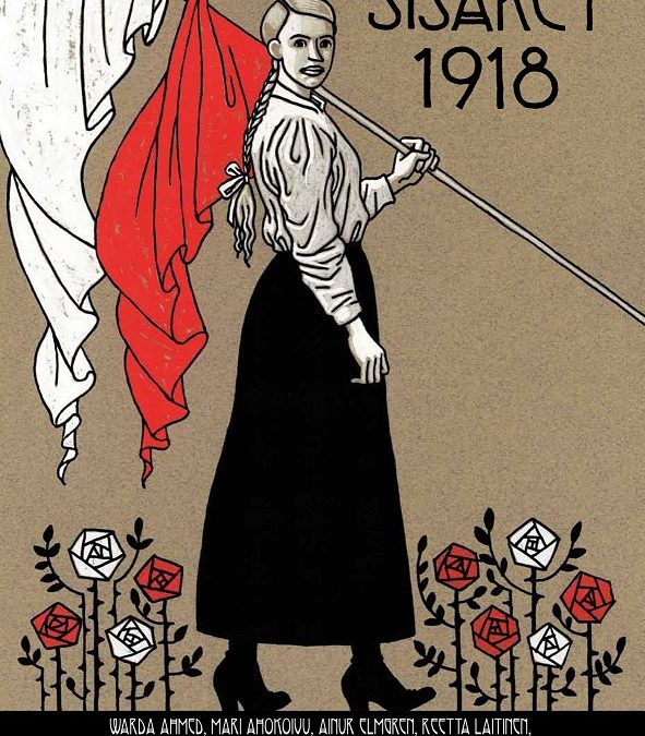 Arvostelussa sarjakuva-antologia Sisaret 1918