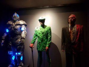 DC Dawn of Super Heroes – supersankarit näyttelyssä