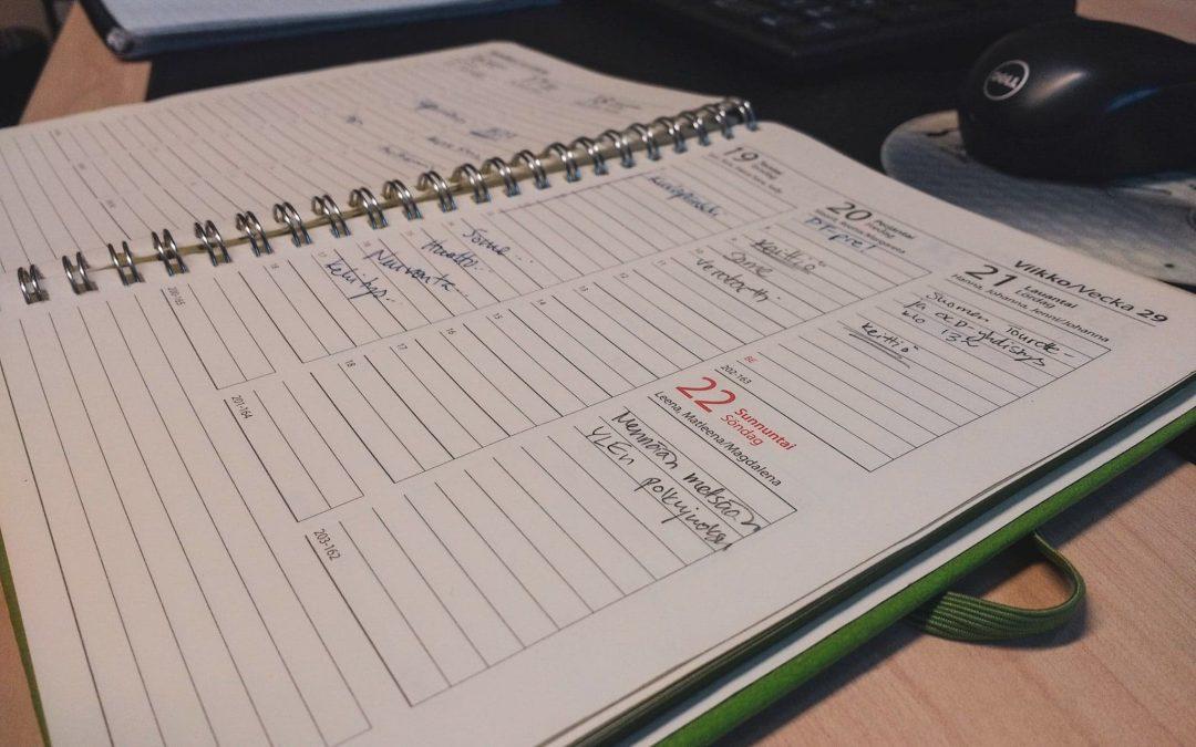 Nörttityttöjen kalenterit