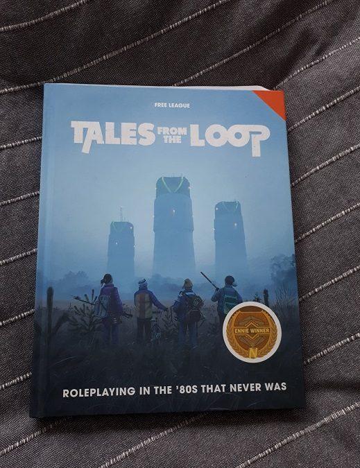 Arvostelu: Tales from the Loop